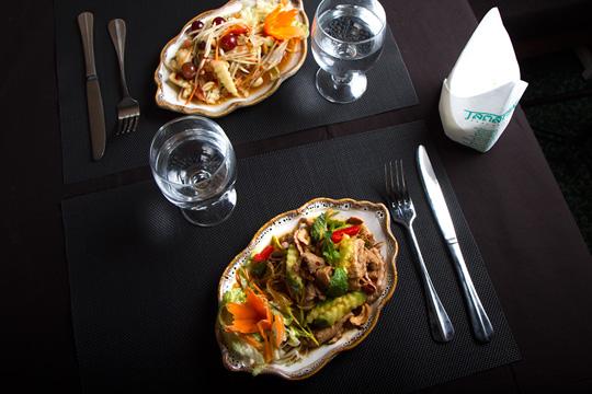 pikapano video tikkurila thaimaalainen ravintola